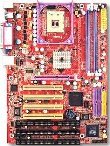 Soltek SL-XP865G-3IG, i865G (dual PC-3200 DDR)