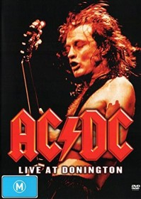 AC/DC - Live at Donnington (DVD)