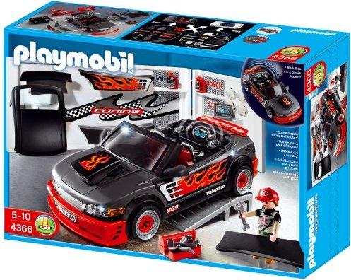playmobil City Action - Tuning-Sportwagen mit Sound (4366) -- via Amazon Partnerprogramm