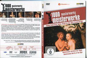 1000 Meisterwerke - Renaissance nördliche der Alpen -- © bepixelung.org