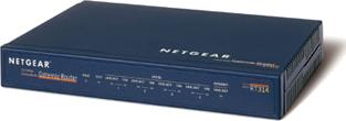 Netgear RT314 cable/DSL Router with Firewall