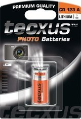 Tecxus Photo Batteries Cr123a Ab 187 2019 Preisvergleich