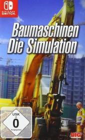 construction equipment - Die simulation (switch)
