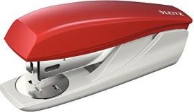 Leitz New NeXXt kleines Büroheftgerät, rot (55016025/55010025)