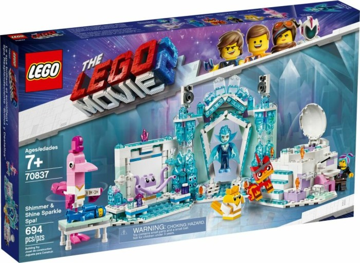 LEGO The Movie 2 - Shimmer & Shine Sparkle Spa! (70837)