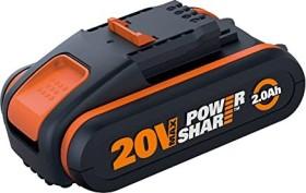 Worx WA3551.1 20V PowerShare power tool battery 20V, 2.0Ah, Li-Ion