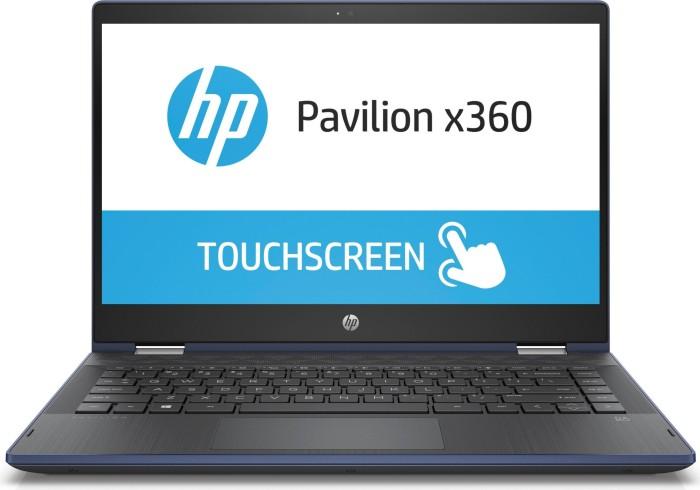 HP Pavilion x360 14-cd1400ng blue/black (5QT17EA#ABD)