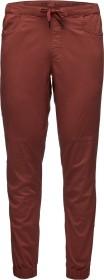 Black Diamond Notion climbing trousers long brick (men) (AP750060-6000)