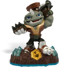 Skylanders: Swap Force - Figur Rubble Rouser (Xbox 360/Xbox One/PS3/PS4/Wii/WiiU/3DS/PC)