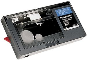 Panasonic VW-TCA7E cassette adapter
