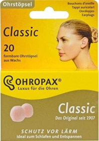 Bild Ohropax Classic Ohrstöpsel,   20 Stück