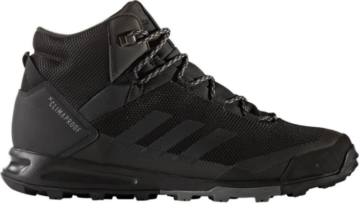 93a5b7076 adidas Terrex Tivid mid Climaproof core black grey (men) (S80935 ...