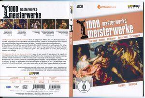 1000 Meisterwerke - Barock -- © bepixelung.org