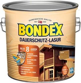 Bondex Dauerschutz-Lasur Holzschutzmittel eiche, 2.5l (329913)