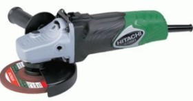 Hitachi G13SB3 electric angle grinder
