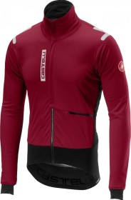 Castelli Alpha RoS Fahrradjacke matador red/black (Herren) (4517502-616)