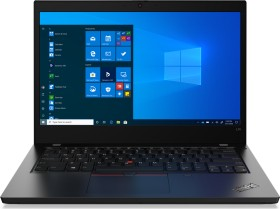 Lenovo ThinkPad L14, Ryzen 5 4500U, 16GB RAM, 512GB SSD, Fingerprint-Reader, Smartcard, IR-Kamera, LTE, Windows 10 Pro (20U50003GE)