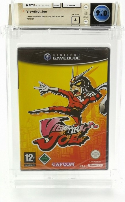 Viewtiful Joe (German) (GC) -- via Amazon Partnerprogramm