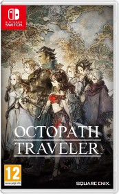 Octopath Traveler (Download) (Switch)