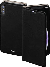 Hama Booklet Guard case for Apple iPhone X/XS black (184271)