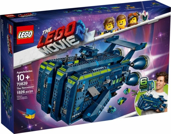 LEGO The Movie 2 - The Rexcelsior! (70839)