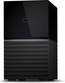 Western Digital WD My Book Duo 28TB, USB-C 3.0 (WDBFBE0280JBK)