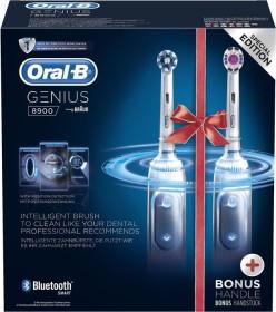 Oral B Genius 8900 + 2. Handstück (157601) ab € 133,11