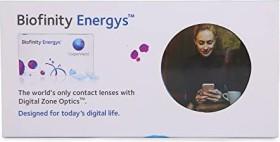 Cooper Vision Biofinity Energys, +0.00 Dioptrien, 3er-Pack