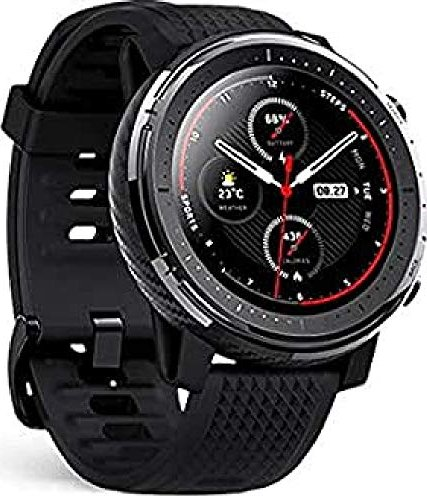 Huami Amazfit Stratos 3 schwarz -- via Amazon Partnerprogramm