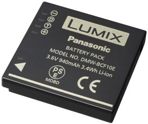 Panasonic DMW-BCF10E Li-Ion battery