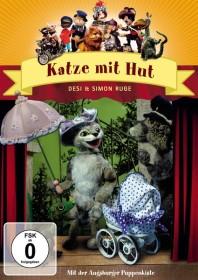 Augsburger Puppenkiste - Katze mit Hut