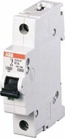 ABB Sicherungsautomat S200, 1P, K, 20A (S201-K20)