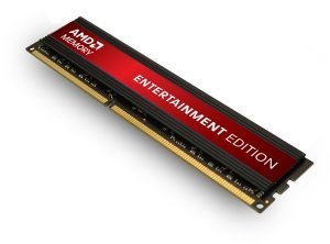 Patriot AMD Memory Entertainment Edition DIMM  4GB PC3-12800U CL9-9-9-24 (DDR3-1600) (AE34G1609U2)