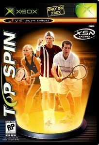 Top Spin (deutsch) (Xbox)