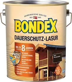 Bondex Dauerschutz-Lasur Holzschutzmittel rio palisander, 4l (329935)