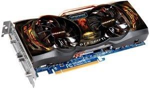 Gigabyte GeForce GTX 560 Ti Super Overclock 950M, 1GB GDDR5, 2x DVI, mini HDMI (GV-N560SO-1GI-950)