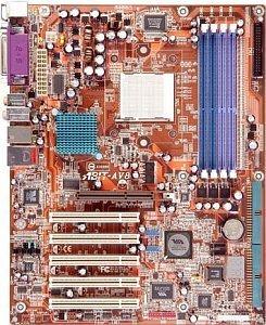 ABIT AV8 (dual PC-3200 DDR)
