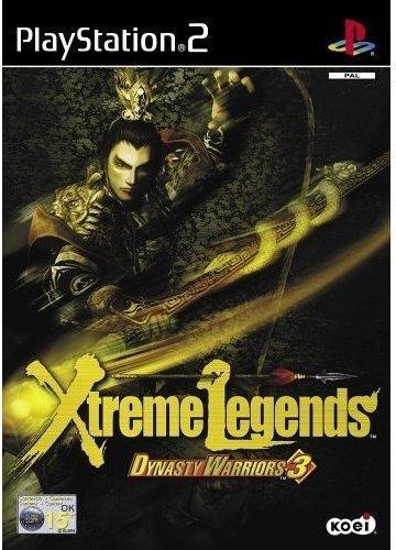 Dynasty Warriors 3 (German) (PS2) -- via Amazon Partnerprogramm