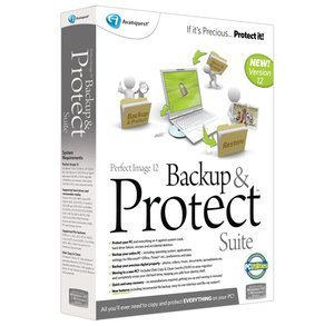 Avanquest: perfect image 12.0: Backup & Protect Suite (English) (PC)