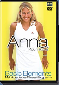 Anna Kournikova - Basic Elements