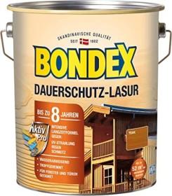 Bondex Dauerschutz-Lasur Holzschutzmittel teak, 4l (329919)