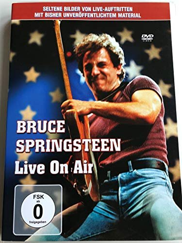 Bruce Springsteen - Live On Air -- via Amazon Partnerprogramm