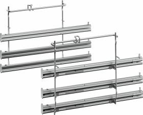 Neff Z11TF36X0 full extension rails 3-way