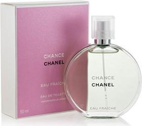 Chanel Chance Eau Fraîche Eau De Toilette, 50ml