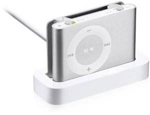 Apple iPod shuffle Dock docking station (2G) (MA694*/A)