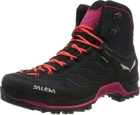 Salewa Mountain Trainer Mid GTX asphalt/sangria (Damen) (63459-0989)