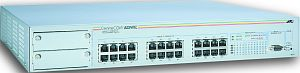 Allied Telesis AT-8224XL, 24-port, managed