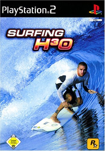 Surfing H3O (niemiecki) (PS2) -- via Amazon Partnerprogramm