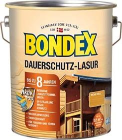 Bondex Dauerschutz-Lasur Holzschutzmittel eiche hell, 4l (329928)
