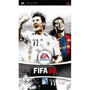 EA Sports FIFA Football 2008 (deutsch) (PSP)